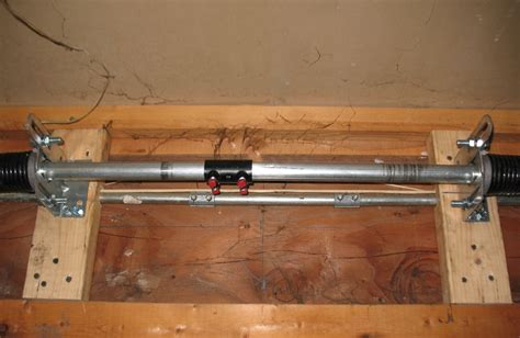 Garage Door Torsion Shaft High Precision Run Garage Door Garage Door Shaft Replacement