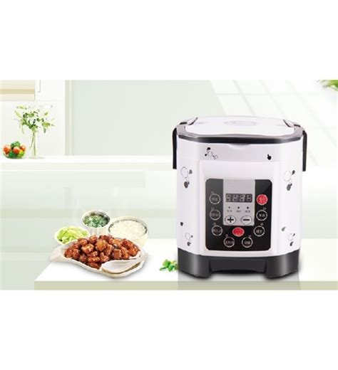 Rice Cooker Mini Termurah multifunctional design mini rice cooker with timer 1 2l free shipping