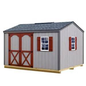 home depot shed kits best barns cypress 12 ft x 10 ft wood storage shed kit