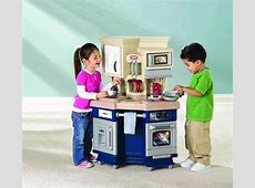 Little Tikes Super Chef Kitchen Review - Worth A Buy? Little Tikes Kitchen Playset
