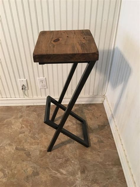 Stool Wood And Metal by 25 Quot Bar Stool Bar Stool Barstool Chair Metal Stool