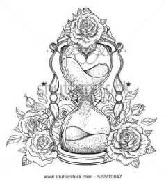 25 hourglass tattoo ideas