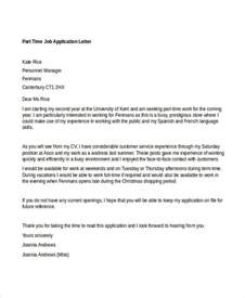 Application Letter For Work 55 Free Application Letter Templates Free Premium Templates