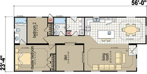 Mobil Home Floor Plans manufactured homes floor plans redman homes