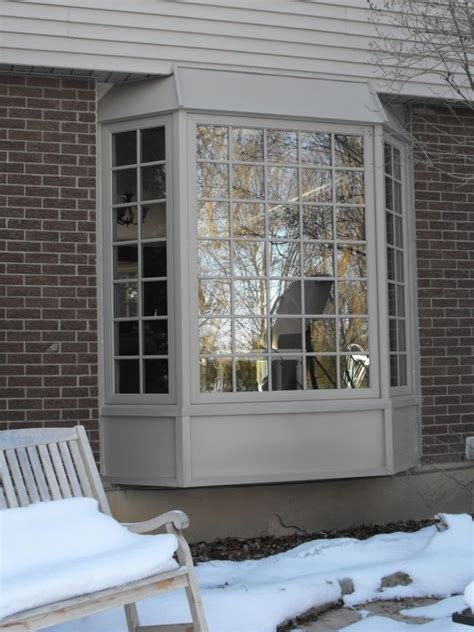 Kitchen Bay Window Exterior Bay Window Addition Hip Roof Search Kitchen