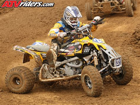 atv motocross racing 2008 ama atv national motocross series mill creek pro