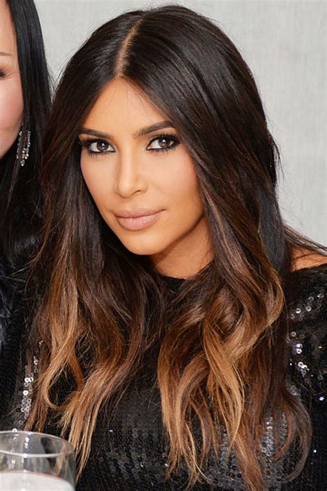 tinte de cabello para morenas 15 tintes de cabello para morenas que son tendencia 2018