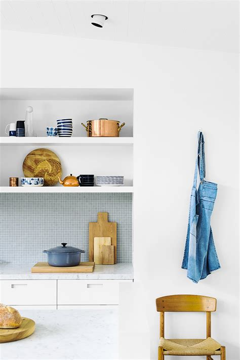 light blue kitchen accessories decordots relaxed coastal retreat in sorrento