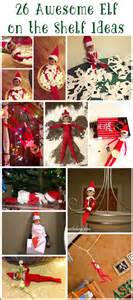 Elf on the shelf ideas your whole year is planned out for you