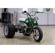 """Gas Monkey Garages Mean Green """"HONDO"""" Trike Is Up For Sale"""