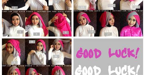 tutorial jilbab wisuda sederhana 10 tutorial hijab paris untuk wisuda meski sederhana