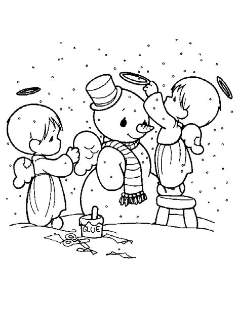 precious moments coloring pages for christmas precious moments christmas coloring pages coloring home