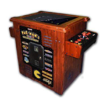 Arcade Cocktail Cabinet by Namco Pacman Arcade Cocktail Cabinet Birmingham