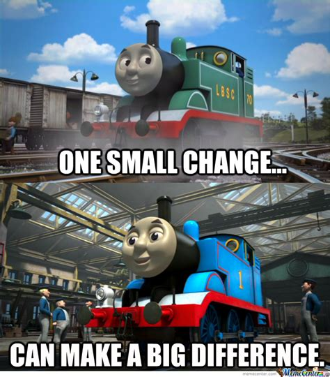 Thomas The Train Meme - thomas the tank engine 70 years meme by 736berkshire on