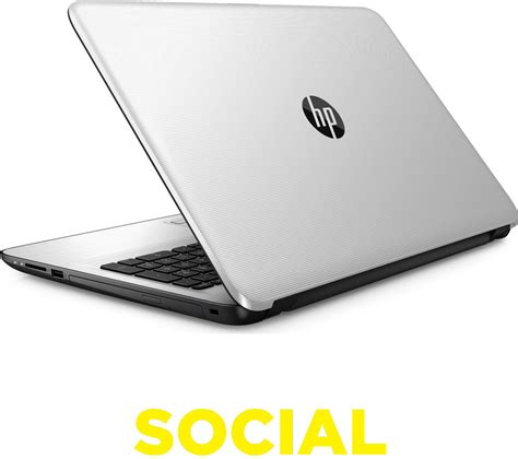 hp color laptops buy hp 15 ba078sa 15 6 quot laptop white silver free