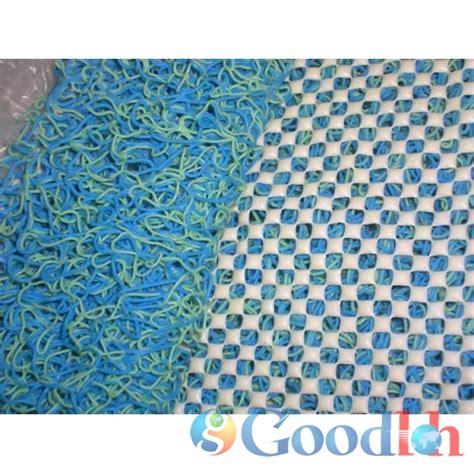 Karpet Plastik Eceran karpet pvc 3 warna 2 lapis