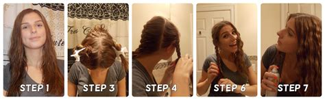 Heatless Hairstyles For Layered Hair | heatless hairstyles the journal