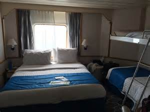 Family Room cabin on empress of the seas cruise ship cruise critic