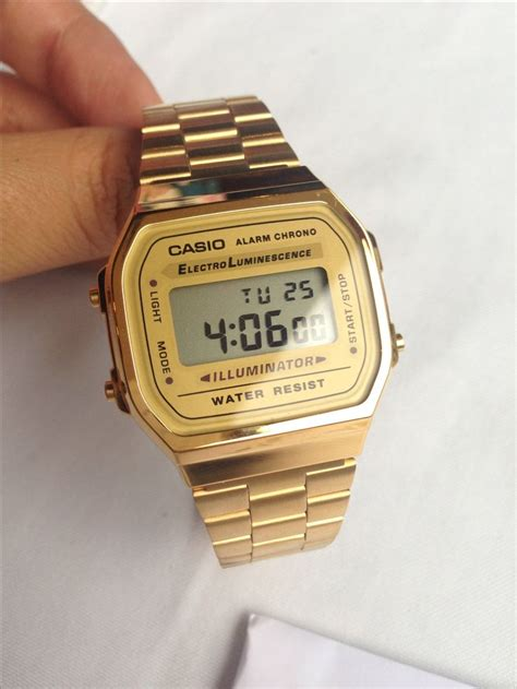 casio gold style
