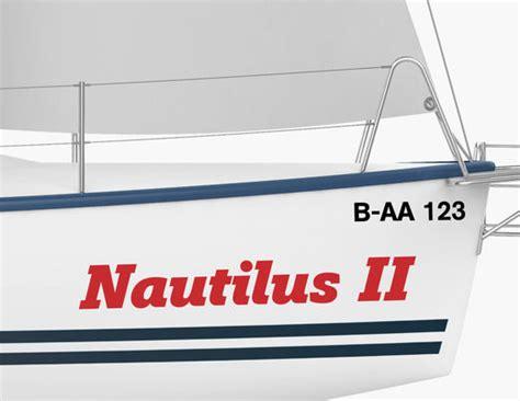 Klebebuchstaben F R Boote by Klebefisch De Der Onlineshop F 252 R Aufkleber Folien Und
