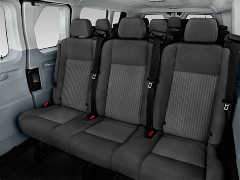 image  ford transit wagon     roof xlt sliding rh dr rear seats size