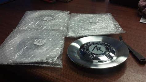 purchase  american racing estrella  wheel center cap  center  ring