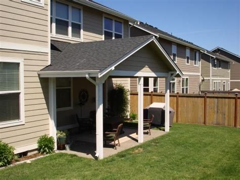 attached covered patio ideas   Google Search   Porch
