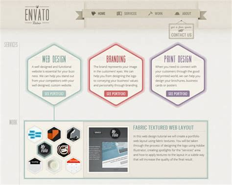 web layout using photoshop 25 web design tutorials in photoshop web graphic