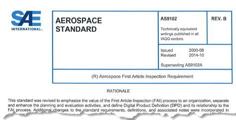 article inspection  mandate