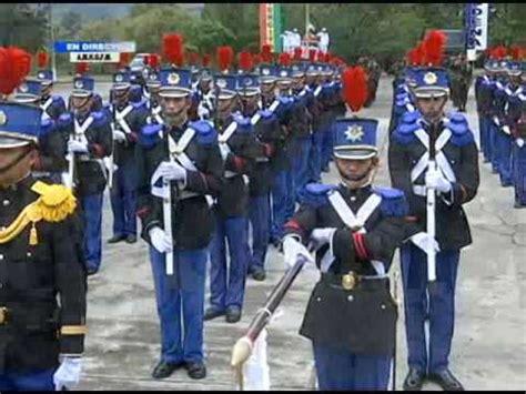 fuerzas armadas de honduras graduaci 243 nes y disticiones de cadetes de fuerzas armadas