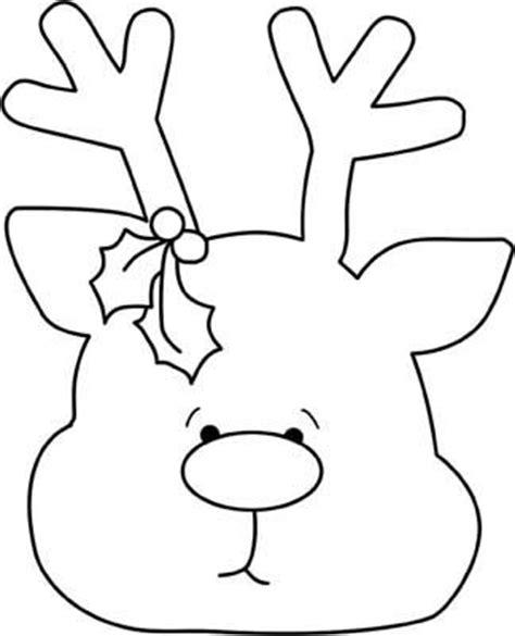 printable reindeer face pattern 370 best patterns images on pinterest stencil christmas