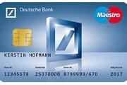 deutsche bank ec karte deutsche bank gemeinschaftskonto db partnerkonto