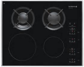 Induction Cooktop With Gas Burner Placas De Cocina Mixtas Gastronom 237 A Amp C 237 A