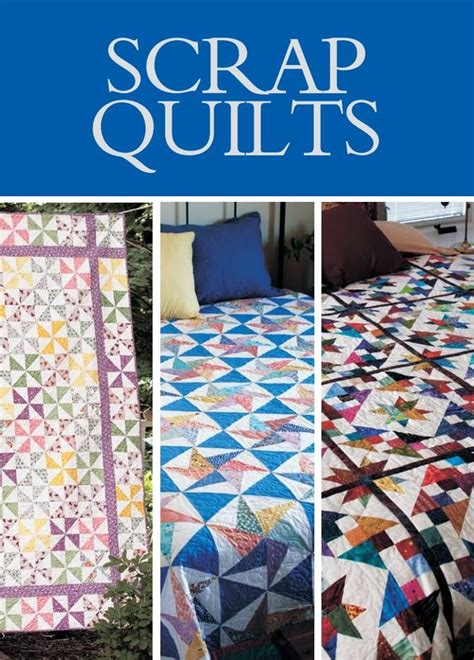Fons And Porter Scrap Quilts 227 Best Quilting Fons And Porter Images On