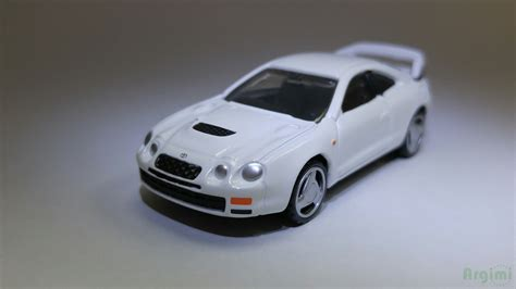 Tomica Premium Toyota Celica Gt 4 tomica premium 12 阿芝米車仔誌 argimi mini car