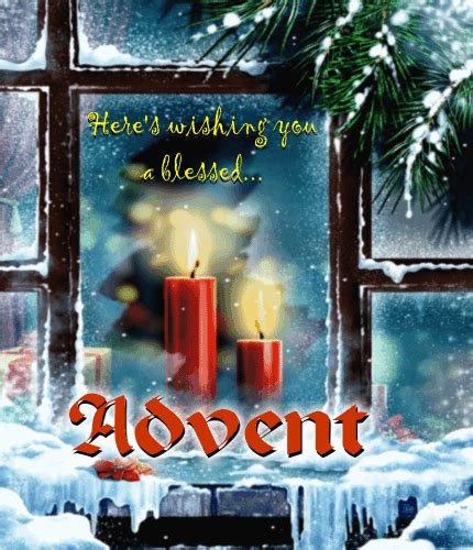 whatsapp warm wishes  advent   loved    ecard happyadvent holidays