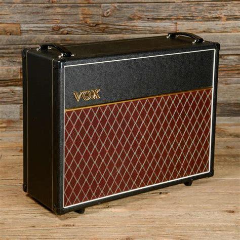 Vox Speaker Cabinet by Vox V212c 2x12 Speaker Cabinet W Celestion G12m Greenback