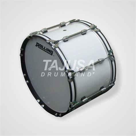 Bass Drumband 16 Semi Impor 2 bass drum pengrajin drumband