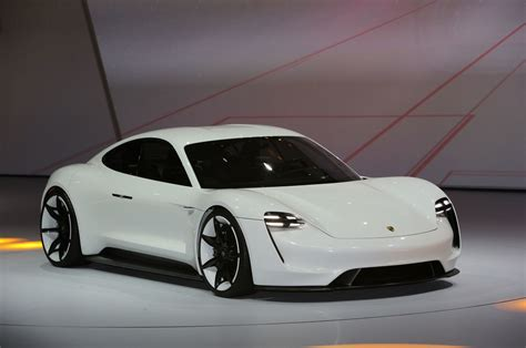 electric porsche back of the napkin a new look at the porsche mission e