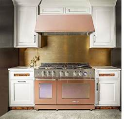 bronze colored appliances 12 cool trends that will hit your kitchen in 2018
