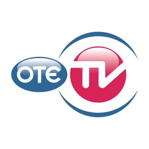 ote tv logo vector  eps  png format