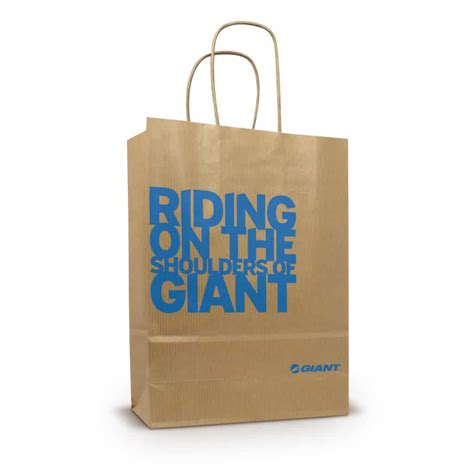 Printed Bag printed kraft bags printed paper bags the printed bag shop