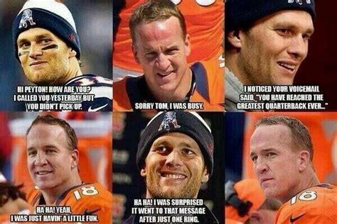 Funny Peyton Manning Memes - peyton manning tom brady humor pats pinterest
