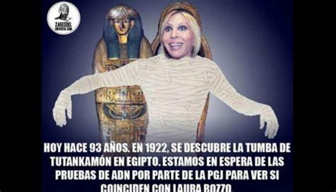 Laura Bozzo Memes - laura bozzo mira los memes tras su fotograf 237 a en diminuto