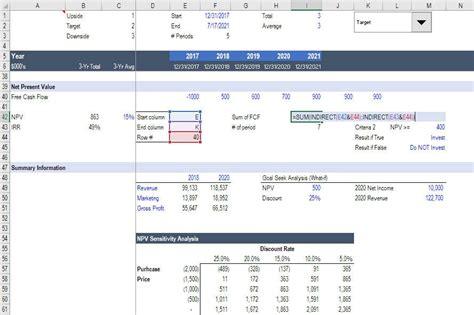 excel xirr tutorial advanced excel training course formulas functions charts