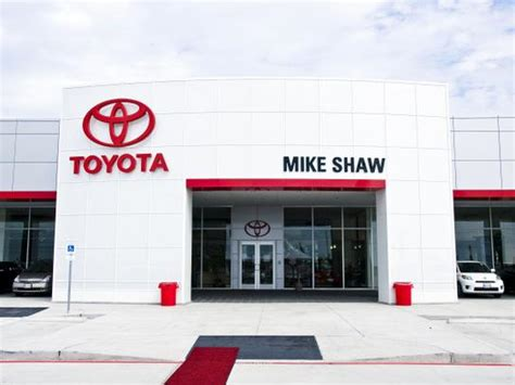 Mike Shaw Toyota Mike Shaw Toyota Car Dealership In Corpus Christi Tx