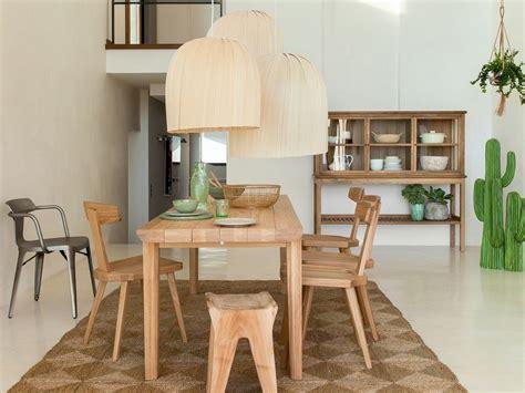 Idee Deco Table Salle A Manger by Des Id 233 Es Pour Une D 233 Co De Salle 224 Manger Naturelle Joli