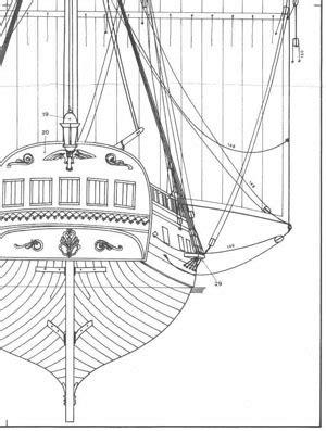 lale  ship model plans
