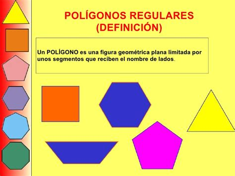 figuras geometricas regulares y sus nombres poligonos regulares 3