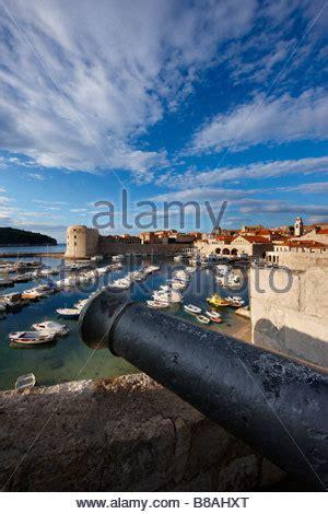 porto croazia porto dubrovnik croazia foto immagine stock 18827121